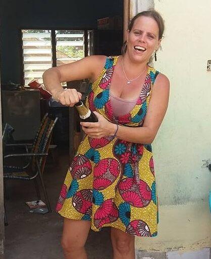 Patricia, Ghana coach in deuropening