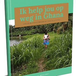 Ghana voorbereiding werkboek