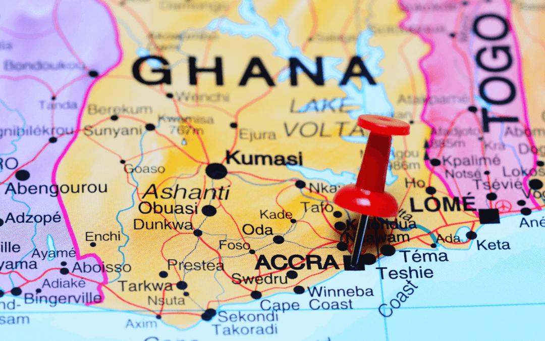 Een goede Ghana voorbereiding is het halve werk!