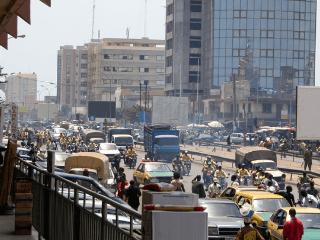 Het leven in Ghana ervaren kan op vele verschillende manieren