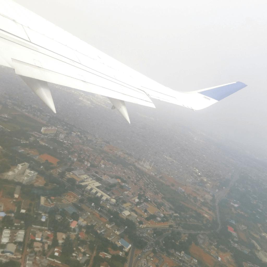 Leaving your love in Ghana