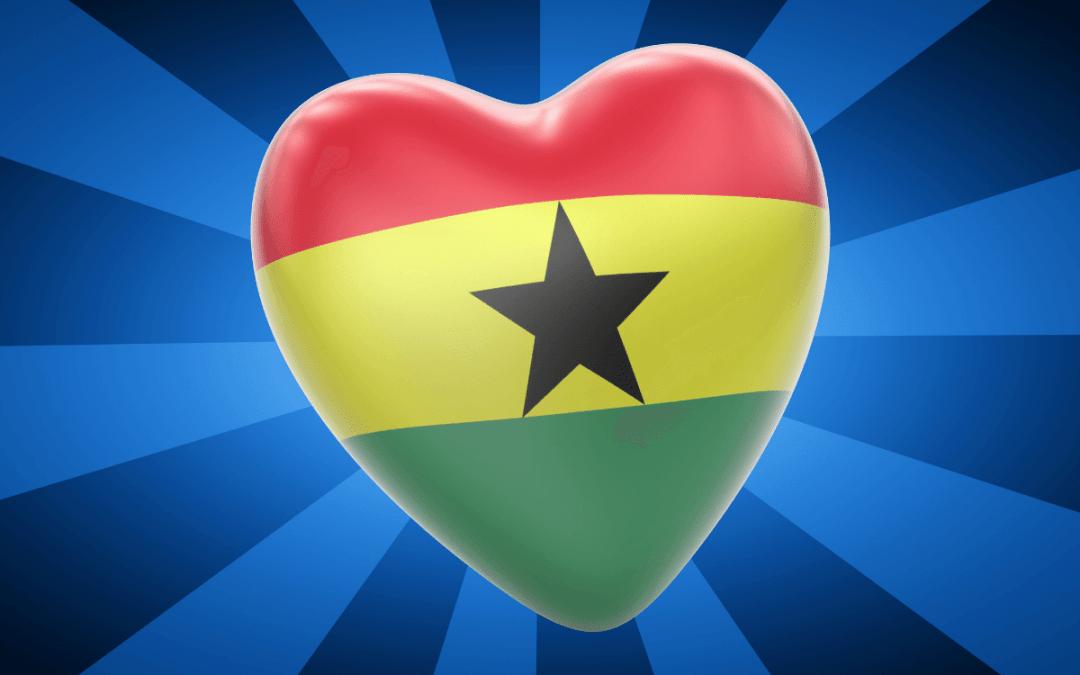 love in Ghana