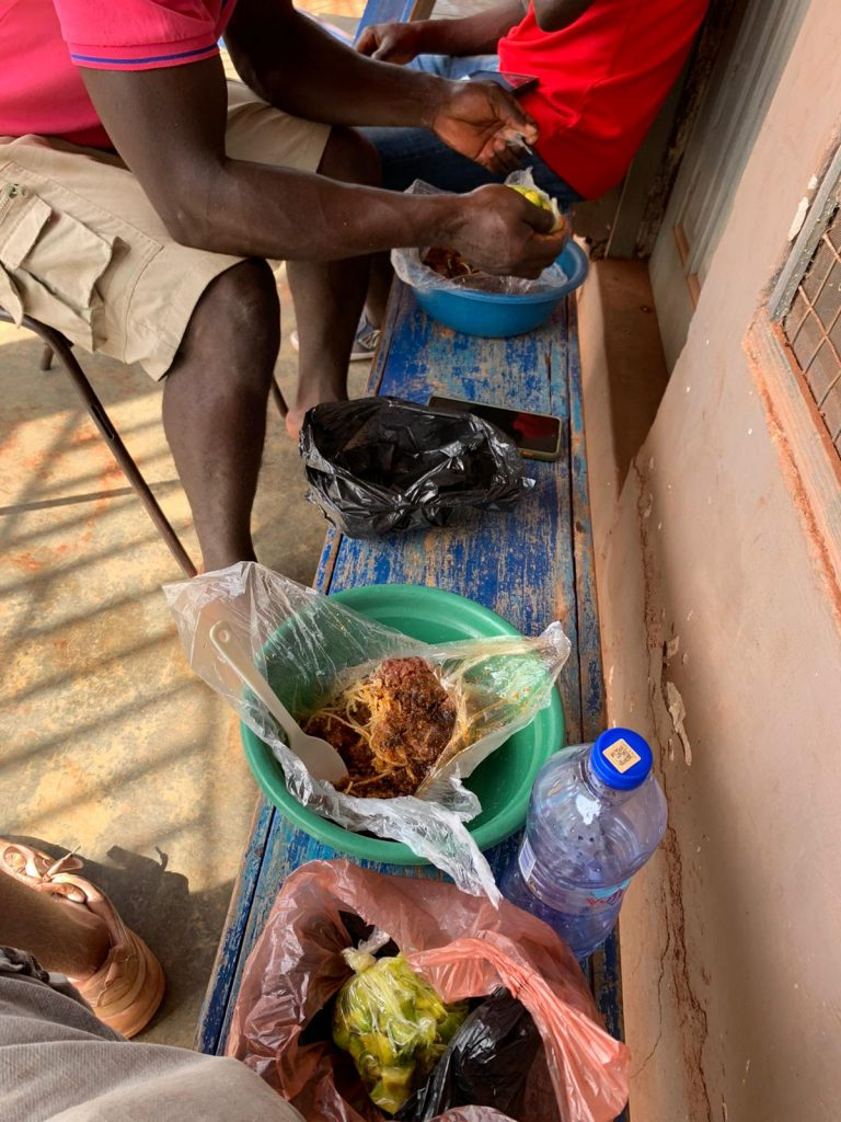 waakye is a well-known Ghanaian dish