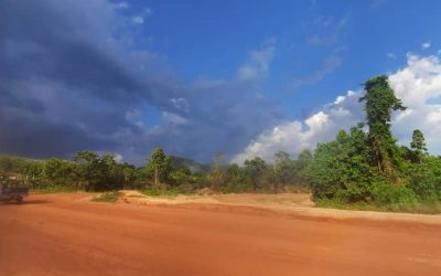 Weather in Ghana | Overview in pictures per month