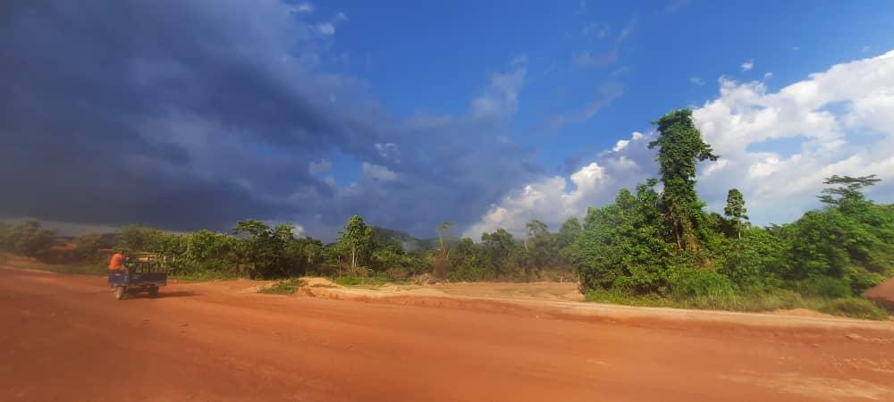 Het weer in Ghana per maand in beeld