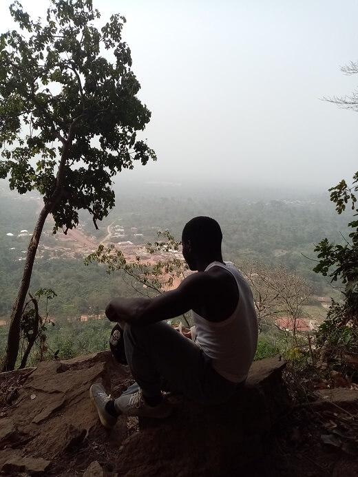 weer in Ghana in februari