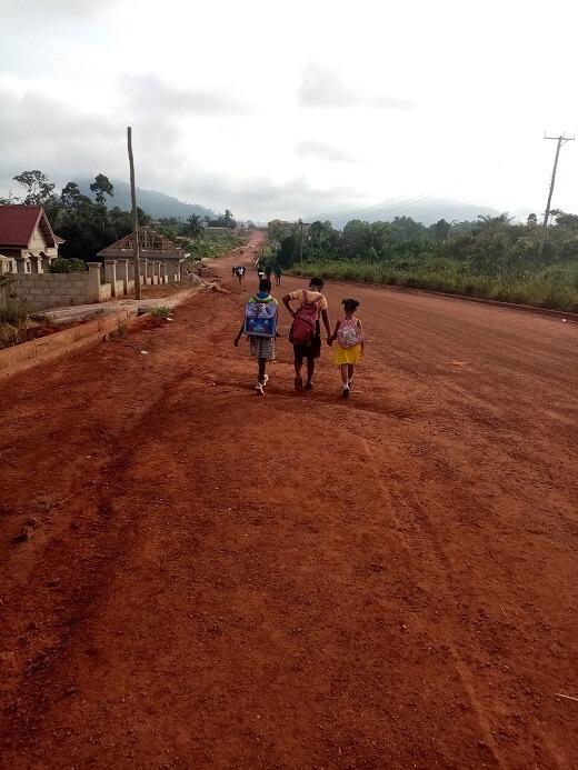 weer in Ghana mei